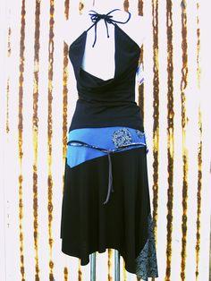 Salsa & Tango Skirt. www.mavalou.com
