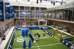College Football Hall of Fame Attractions in Atlanta:  Read reviews written by 10Best experts and explore user ratings. Feel the excitement and spirit of college football fanfare from the moment you step inside the football-shaped building. Your ticket includes high-tech RFID credentials. This microchip-enabled ticket personalizes your museum experience. You see stats, photos and intel about your favorite college football team displayed on walls and kiosks as you wind your way through the…