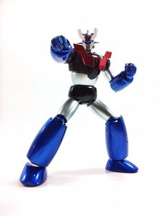 MAZINGER Z ti ver.LOW Custom painted by LOW