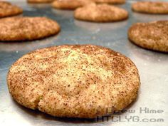 How To Make Snickerdoodles | How To Cook Like Your Grandmother