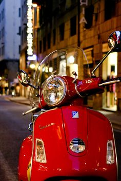 """Driving a Vespa is definitely a whole lot about style,"""" she explained. The Vespa was the very first globally prosperous scooter. A scooter is the finest and a Vespa most stylish means to go around the city. The foldable"""" scooter… Continue Reading → Motor Scooters, Vespa Scooters, Motor Car, Vespa Girl, Scooter Girl, Vespa Special, Image Zen, Red Vespa, Best Photo Background"""
