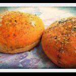 Bollos de pan y feliz viernes de #FF