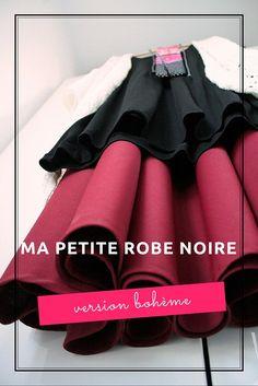 Ma petite robe noire version Bohème - Lili et le scarabée rOZ