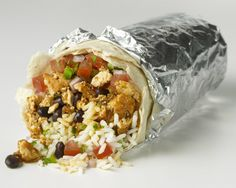 """Chipotle is Now Virtually GMO-Free"" http://www.thedailymeal.com/news/chipotle-now-virtually-gmo-free/42514"