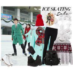 ice skating date