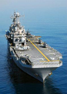 USS Nassau (LHA-4)