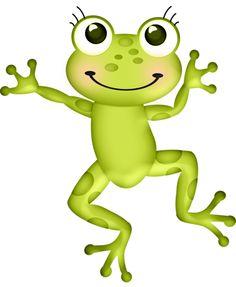 Girly frog