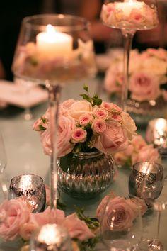 romantic Parisian theme wedding