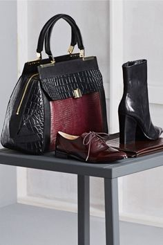 Marks And Spencer Autumn Winter 2014 Collection - Marks And Spencer: The InStyle Edit