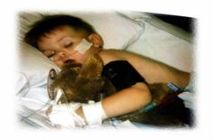 Please help this little boy!