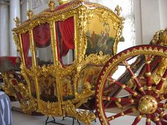 Catherine the Great's coach