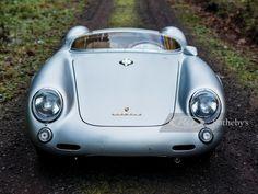 1956 Porsche 550 RS Spyder by Wendler Porsche 550, Porsche Carrera, Porsche Sports Car, Porsche Cars, Porsche Classic, Sexy Cars, Hot Cars, Classic Sports Cars, Classic Cars
