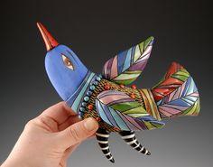 Bird multicolore