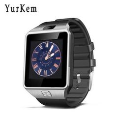 Bluetooth Smart Watch Digital Sport Smartwatch for Android Phones iPhone Samsung HTC (Gold). Feature: Bluetooth, Build in flash, play. Support SIM or Micro SIM card. Android Smartphone, Android 4, Android Phones, Android Watch, Android Camera, Android Clock, Huawei Phones, Latest Android, Men Accessories