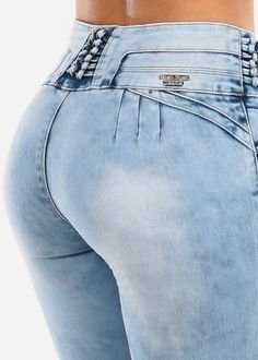 Check out this great offer I got! Summer Outfits Women, Winter Fashion Outfits, Sexy Outfits, Sexy Jeans, Skinny Jeans, Harley Shirts, Jeans For Short Women, Girls Jeans, High Waist Jeans