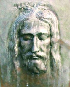 En la tumba Manto🙏 Pictures Of Jesus Christ, Religious Pictures, King Jesus, Jesus Is Lord, Saint Suaire, Jesus E Maria, Light Of Christ, Christian Artwork, Jesus Face