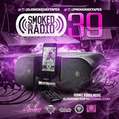 DJ Smoke, is back with the latest edition of his Smoked Out series. This time, DJ Smoke returns with Smoked Out Radio 39 featuring new music from Lil Herb, Ludacris, Yo Gotti, Migos, Young Thug and more!  Submit your music for vol 40 djsmoketop10@gmail.com !!  Follow on IG & Twitter: @DJSmokeMixtapes, @PromoMixtapes, @SmokedOutRadio
