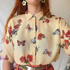 outfit date casual Retro Outfits, Cute Casual Outfits, Cute Vintage Outfits, Summer Outfits, K Fashion, Fashion Outfits, Club Fashion, Quirky Fashion, 1950s Fashion