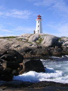 Peggy's Cove, Nova Scotia -