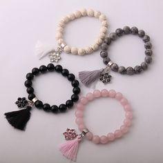 Diy Friendship Bracelets Patterns, Diy Bracelets Easy, Cute Bracelets, Bracelet Patterns, Handmade Wire Jewelry, Hand Jewelry, Handmade Jewelry Designs, Beaded Earrings, Beaded Jewelry