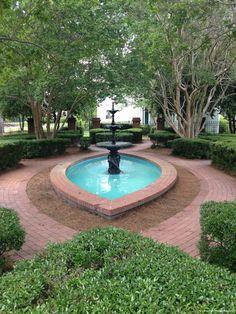 """Columbus (Georgia) Historic District {We drove around for hours and never saw a single fountain, it's called the """"Fountain City""""}"""