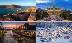 National Geographic reveals places to visit for a winter getaway