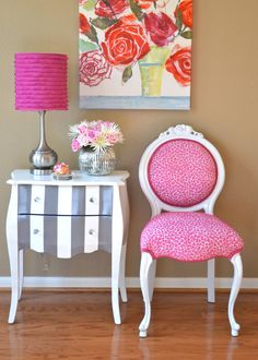 Accent Chairs, Accent Lamp, Entry way, Victorian Accent Chair,