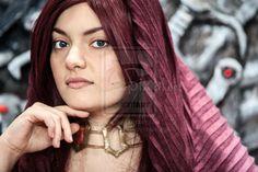 Melisandre close-up 2.0 by CalamityJade.deviantart.com on @deviantART