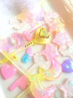 • fairy kei resin mahou kei bopular yumekawaii dokuudempa •