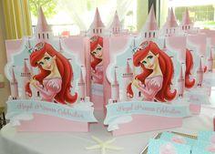 Printable Royal Princess Ariel Birthday Party 2 PDF by ChiquitaPB, $15.75