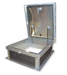 Type E Roof Hatch Ladder Access Detail Information For