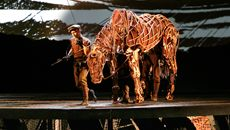War Horse in London.  Best Play ever...way better than the film!
