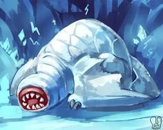 Monster Hunter 4U : Khezu by Sa-Dui on DeviantArt