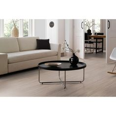 Marmoleum Click Cinch Loc Trace of Nature 9.8 mm Thick x 11.81 in. Wide x 35.43 in. Length Laminate Flooring (20.34 sq. ft. / case)-933573 - The Home Depot
