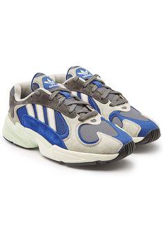 more photos 6cbc9 3fa16 ADIDAS ORIGINALS YUNG 1 SNEAKERS WITH SUEDE. adidasoriginals shoes Adidas  Sneakers, Adidas