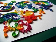 Quilling is a lovely craft, full of detail and precision. This page gives you an introduction to the art form, and then guides you to online lessons for beginners as well as simple DIY projects.