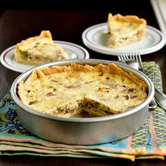 Foolproof Quiche. I've made good quiches and bad quiches following individual recipes. If this is indeed foolproof, I'll keep these ratios on hand and customize the base recipe from now on. Source: Recipe and images by Emma Christensen for The Kitchn