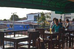 El Mirador Bar Terraza in León, Nicaragua | heneedsfood.com
