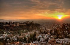 Granada en Granada, Andalucía