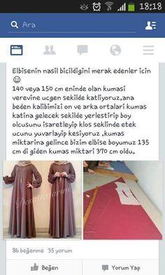 .. Sewing Hacks, Sewing Tutorials, Sewing Crafts, Sewing Projects, Sewing Patterns, Circle Skirt Pattern, Henna Candles, Modele Hijab, Pattern Making