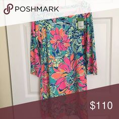 NWT Size Large. Lilly Pulitzer Sophie Dress. New with tags. Size Large. Seaside Aqua Sophie Dress. Lilly Pulitzer Dresses