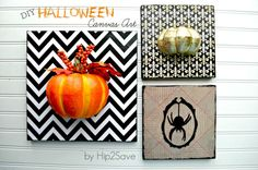 Making festive Fall wall art can be an easy, fun, and inexpensive way to get your home ready for Halloween and/or Thanksgiving! Grab your coupons and head to your favorite local craft store to buy some blank canvases, coordinating scrap book paper, decoupage, and holiday related decor items like pumpkins and adhesive stickers. For this […]