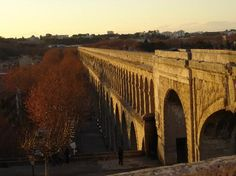 Montpellier, France - my home in France! =) I miss this city, and my friends there, every day!!