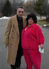 Johnny & Ginny Sack from The Sopranos