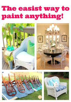 Spray Paint Anything | Refresh Restyle