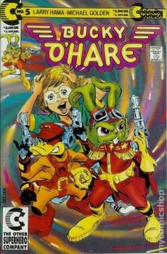 Top Cow, Classic Cartoons, Interesting Reads, Video Game Art, Animation Series, Comic Covers, New Wave, Bucky, Hare
