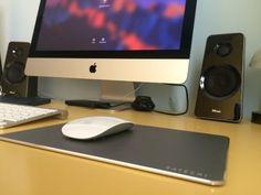 Se volete abbellire la vostra scrivania o fare un regalo che sicuramente sarà apprezzato, questo tappetino Satechi per mouse farà contenti voi,...