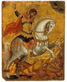St George icon:
