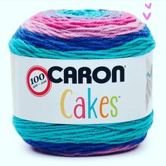 Eeek... I want to try it so bad!  And obviously I have no other yarn at all in the house to play with...  This colourway is so pretty... this is the one you were using right awesome lady @bethynoon? I've also seen some gorgeous projects being made from @crochetandsmile @cathyscrochet @crafty_cc and @crafts_n_cats... are they as yummy as they look lovelies? I got to squish them at the @hobbycrafthq Spring Preview and they are huge!  Have you got your teeth into a Caton Cake yet? What are they…