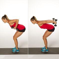 Это легко, но результативно! 5 простых упражнений, чтобы подтянуть обвисшие руки!